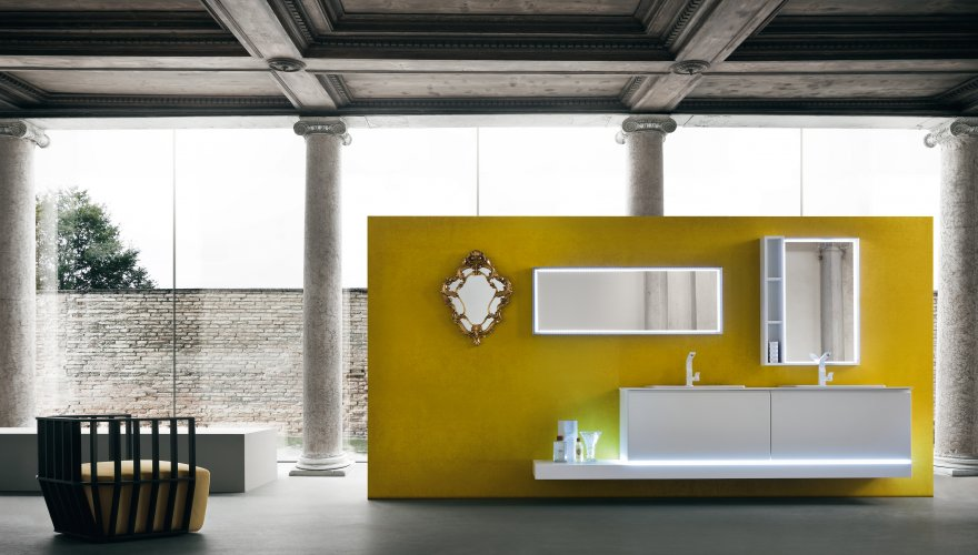BAGNO DESIGN CONTEMPORANEO