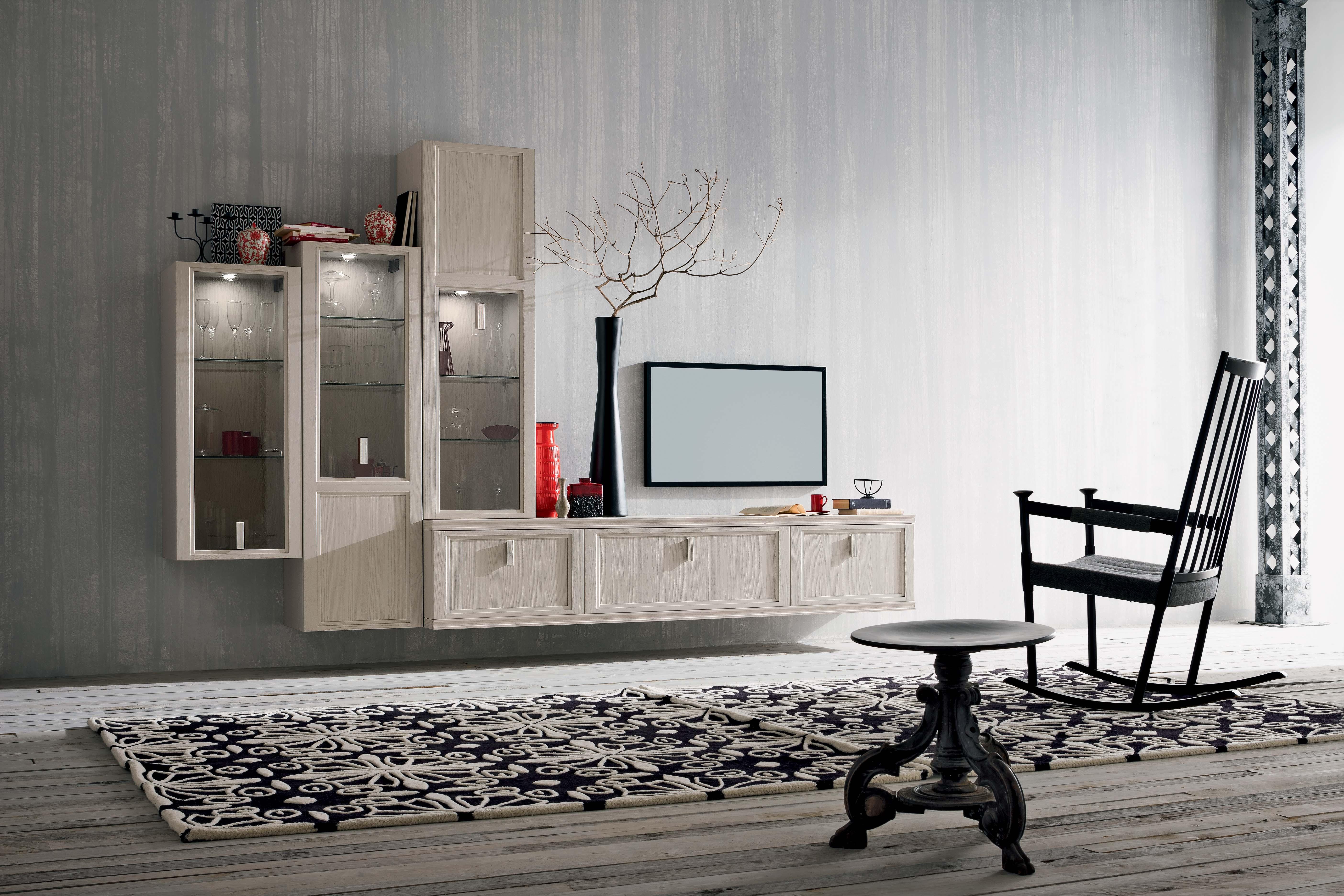 ... Soggiorno Con Applique : Illuminazione a parete per soggiorno applique