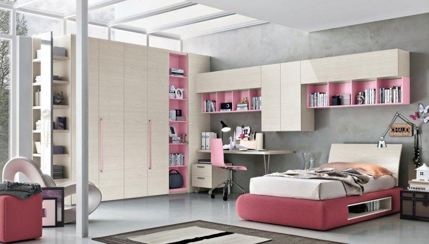cameretta moderna design