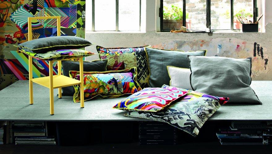 cuscini e accessori patchwork